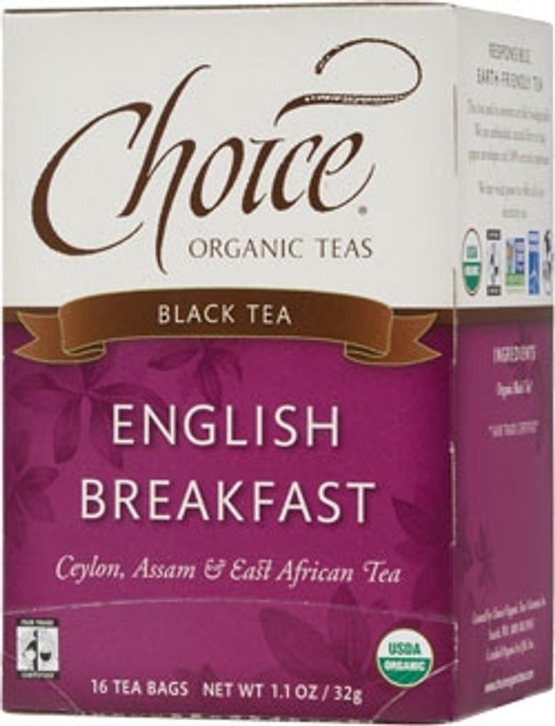 Choice English Breakfast Tea