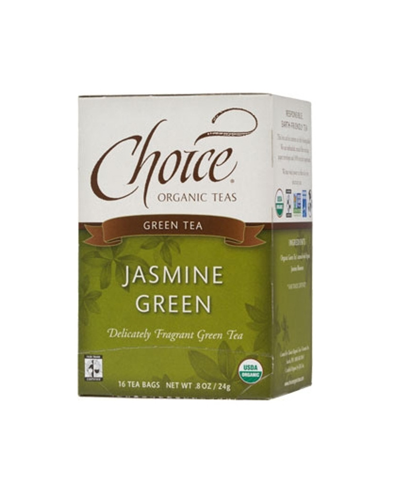 Choice Jasmine Green Tea
