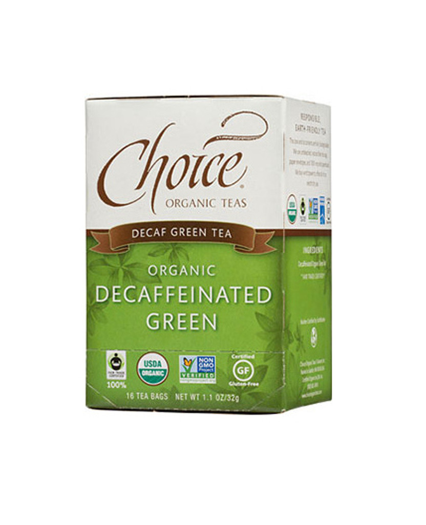 Choice Decaf Green Tea