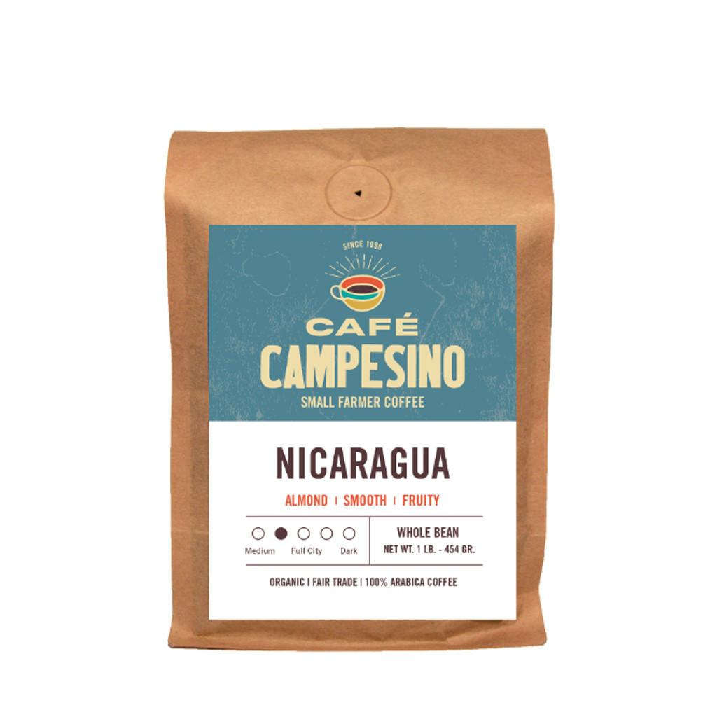 Nicaragua Medium Roast Coffee