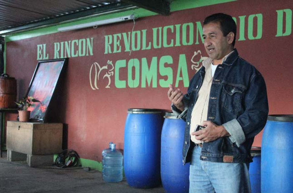 COMSA is leading an organic farming revolution in Honduras and their shade grown coffee combats the threat of deforestation