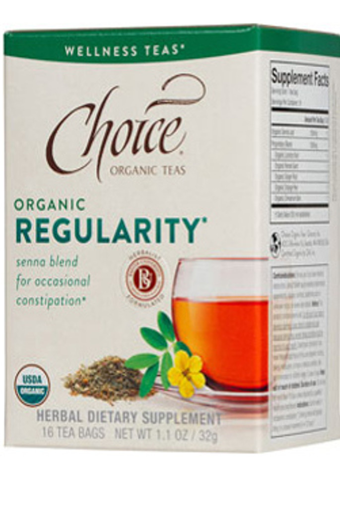 Choice Regularity Tea (caffeine free)