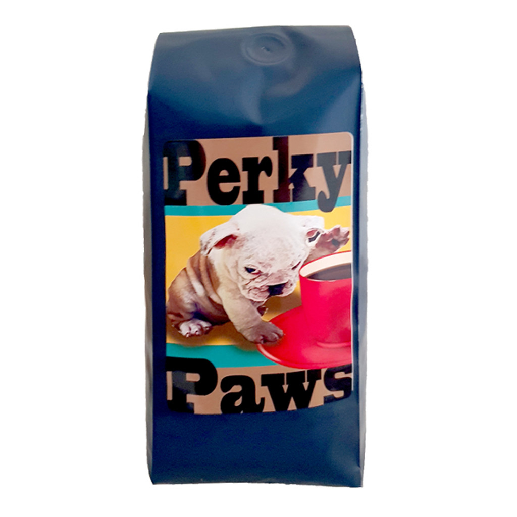 Perky Paws Full City Roast Coffee