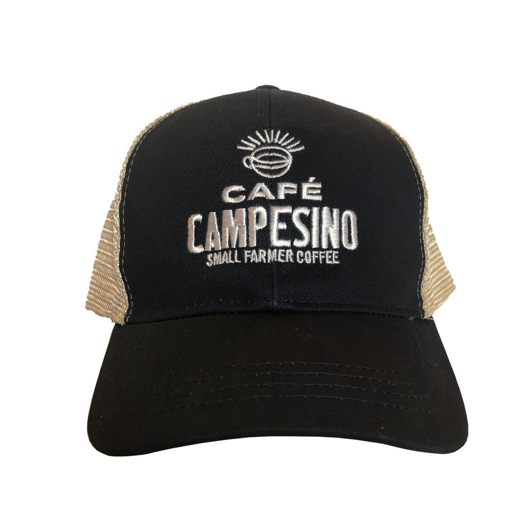 Cafe Campesino Embroidered Hat