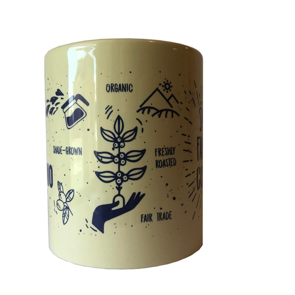 Cafe Campesino Ceramic Mug
