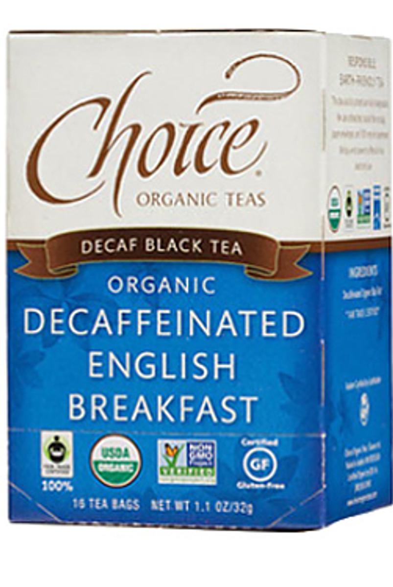 Choice Decaf English Breakfast Tea