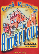 Good Morning Americus Blend
