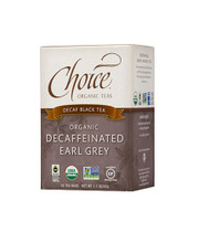 Choice Decaf Earl Grey Tea