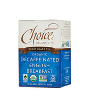 Choice Decaf English Breakfast Tea