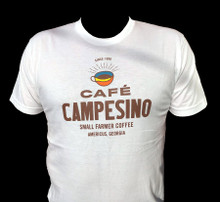 Short Sleeve Cafe Campesino TShirt