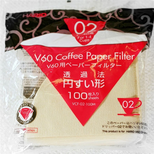 Hario V60 02 Paper Filters