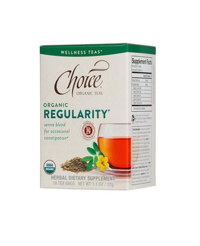 Choice Regularity Tea (caffeine free)
