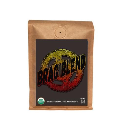 40th Anniversary BRAG Blend Label designed by Nack.