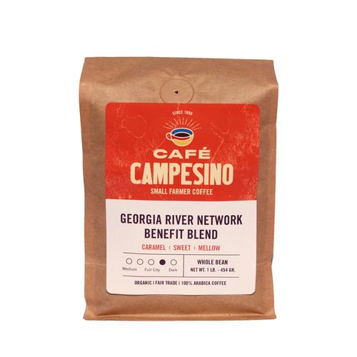 Georgia River Network Blend Viennese Roast Coffee