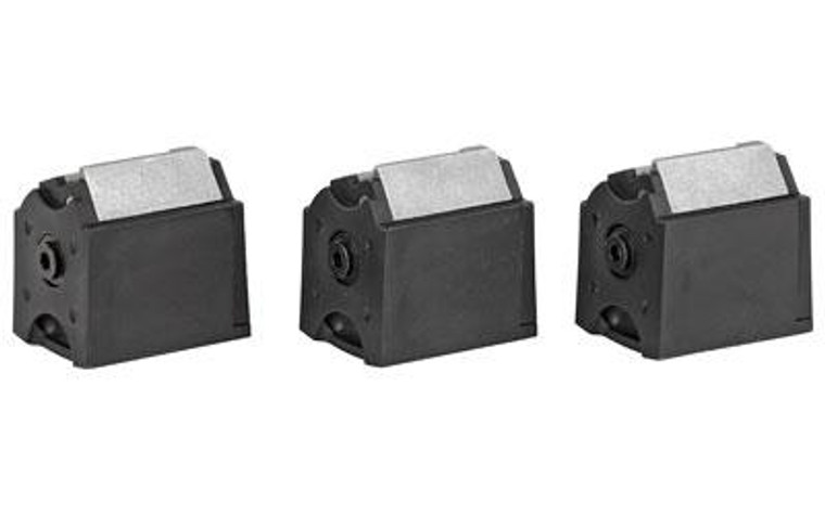 3 Pack Ruger 22 LR Magazines, 10Rd, Fits 10/22