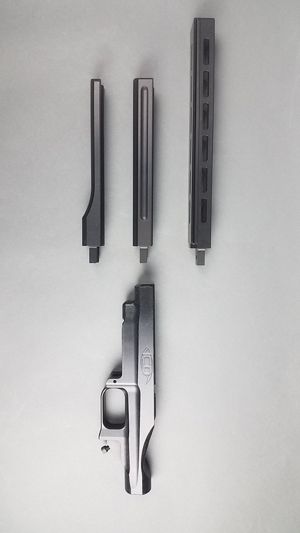 Indian Creek Design MoFo Chassis for CZ457