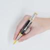 Majestic Squire(Rhodium/22kt Gold) - Circuit Board Pen