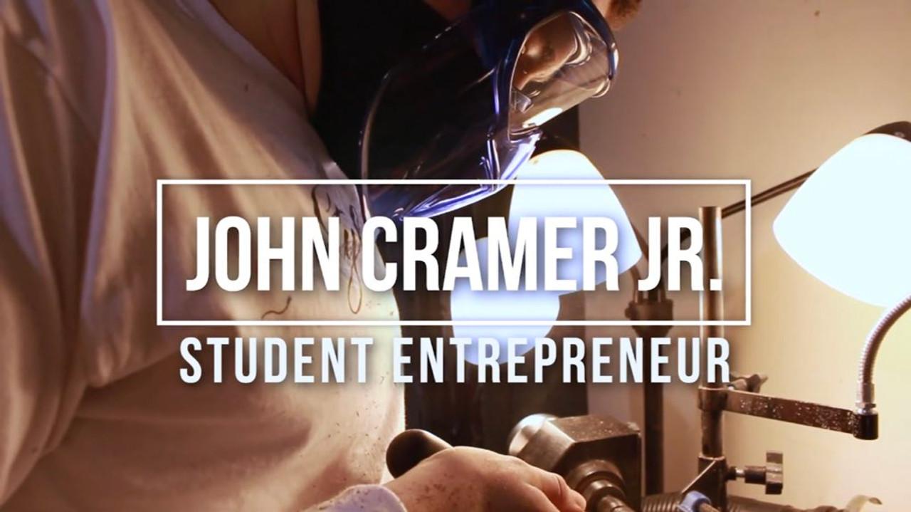 Liberty University Student Entrepreneur - John Cramer Jr.