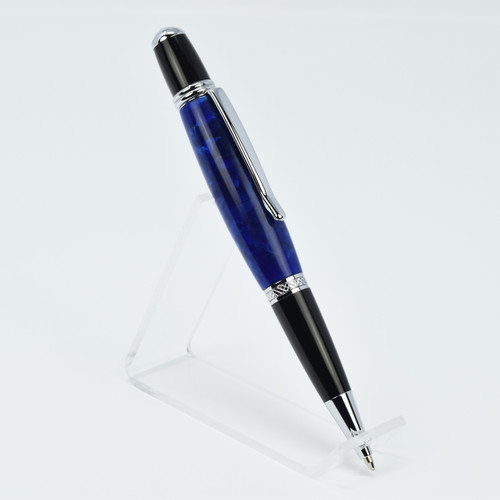 Manhattan(Chrome) - Royal Blue