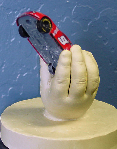 Hand Casting Holding an Object