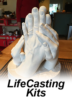 Family Hand Casting Kit | Accu-Cast
