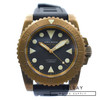 Helson Shark Diver 1000m Black Dial *ON SPECIAL*