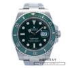 Rolex Submariner 116610LV Hulk *2018 Box and Papers*