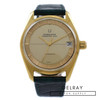 Universal Geneve Polerouter Date Gold Tone
