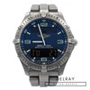Breitling Aerospace Blue Dial