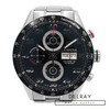 Tag Heuer Carrera Chronograph Black Dial