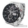 Tag Heuer Carrera Chronograph Black Dial