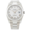 Rolex Datejust 116200 White Dial