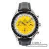 Omega Speedmaster Schumacher Yellow