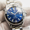 Omega Seamaster Professional Electric Blue Dial