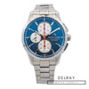 Maurice Lacroix Pontos Chronograph Blue Dial *Store Display* *ON SPECIAL*