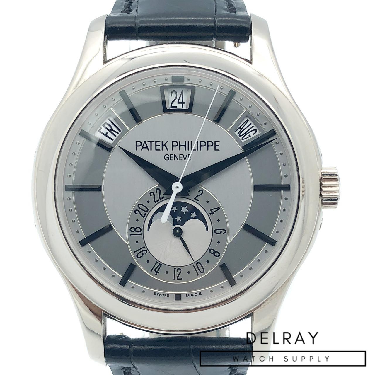 Patek Philippe Annual Calendar 5205g Delraywatch Com