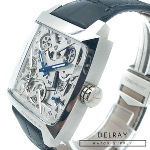 Tag Heuer Monaco V4 Platinum *Limited Edition*