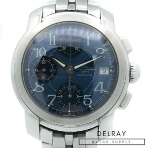 Baume et Mercier Capeland Chronograph Blue Dial *ON SPECIAL*