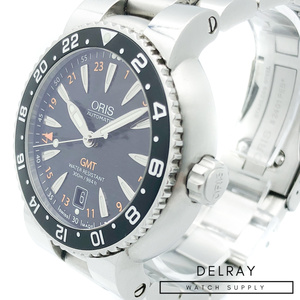Oris Divers GMT Date