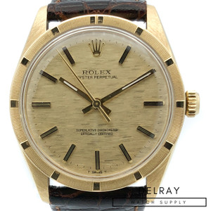 """Rolex Oyster Perpetual 1007 """"Mosaic Dial"""""""