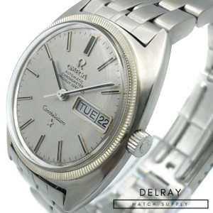 Vintage Omega Constellation 1967 Linen Dial *New Old Stock*