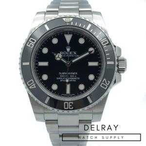 Rolex Submariner No-Date 114060
