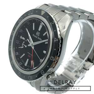 Grand Seiko Spring Drive GMT SBGE201 2