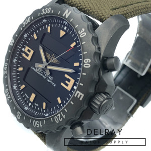 Breitling Chronospace Military *Special Edition*