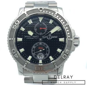 Ulysse Nardin Maxi Marine Diver On Bracelet