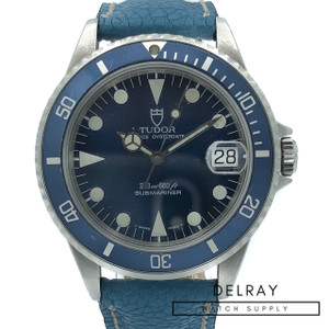 Tudor Submariner 75090 Blue Dial