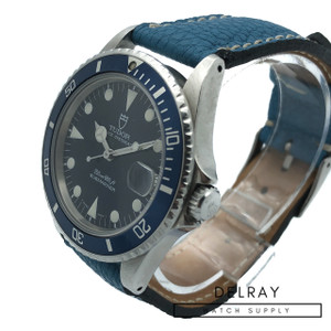 Tudor Submariner 75090 Blue Dial