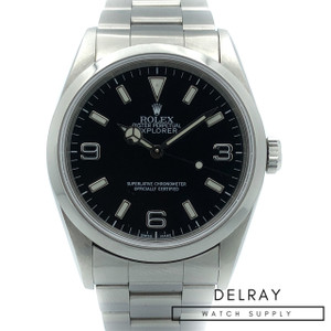 Rolex Explorer 14270 With Papers
