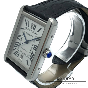Cartier Tanks Solo XL Automatic 5