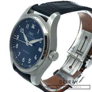 IWC Pilot 36 *Blue Dial* *ON SPECIAL*